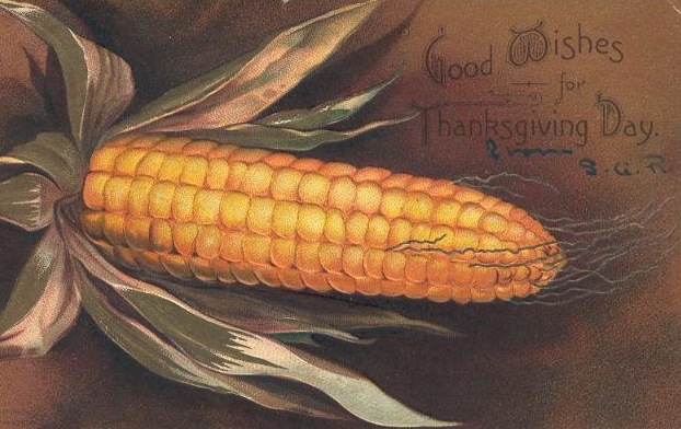 Vintage-thanksgiving-corn-pastcard