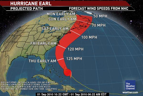 Hurricaneearl
