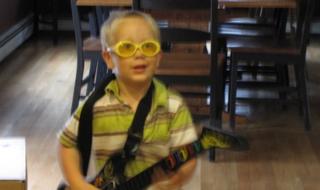 Brendan guitar