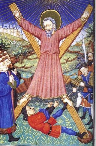 Saint Andrew's Cross