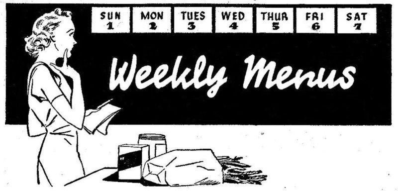 Weekly-Menus