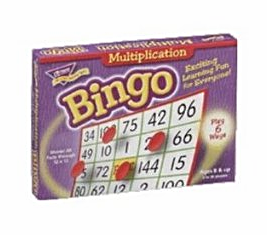 Multiplicationbingo