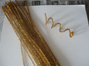 Gold_pipecleaners
